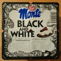 Black and white - Produkt