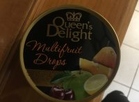 Queens Delight Multifruit Travel Sweets - Product - fr