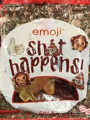 Emoji Shit Happens! - Product