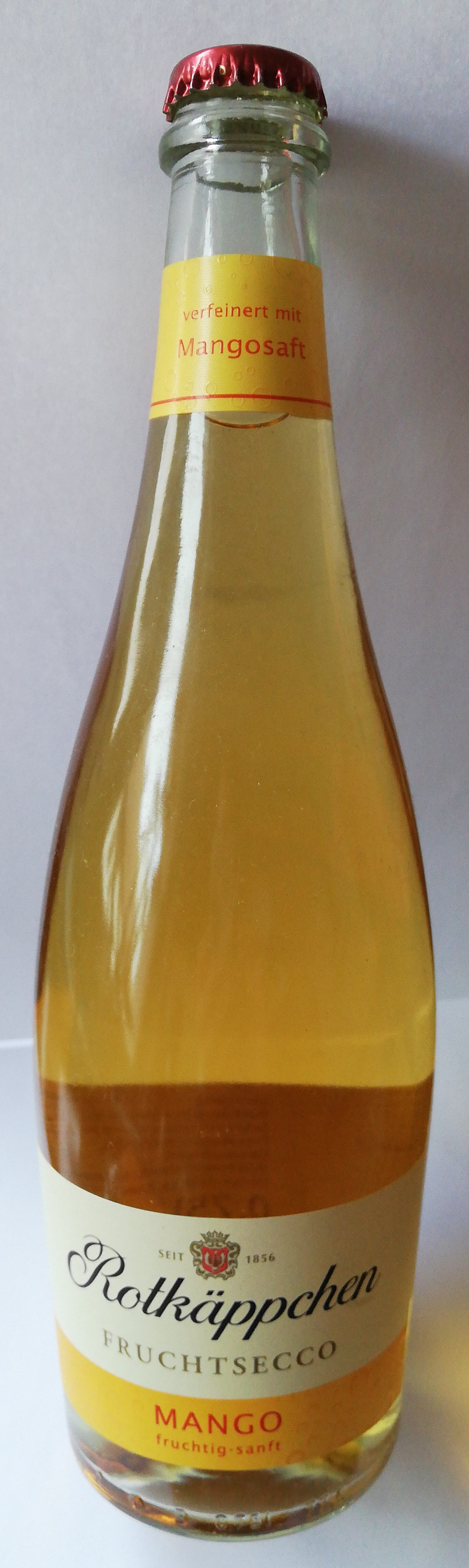 Fruchtsecco Mango - Produit