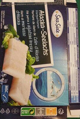 Alaska-seelachs - Product - fr