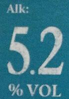 Übersee-Pils - Valori nutrizionali - de