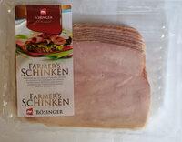 Farmer Kochschinken - Produkt - de
