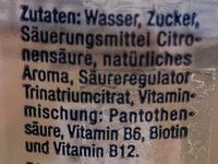 AQUA Wellness Kirsch - Ingredienti - de