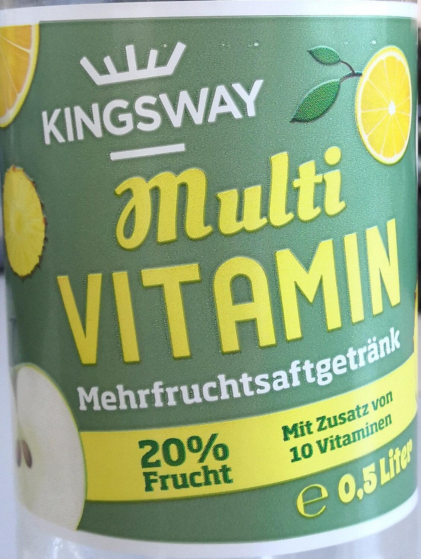 Kingsway Multivitamin - Prodotto - de