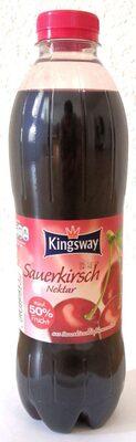 Kingsway Sauerkirsch Nektar - Product