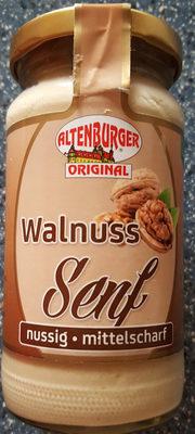 Walnuss Senf nussig mittelscharf - Product