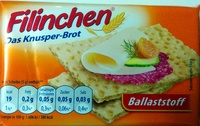 Filinchen Ballaststoff - Produkt - de