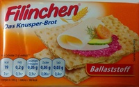 Filinchen Ballaststoff - Product - en