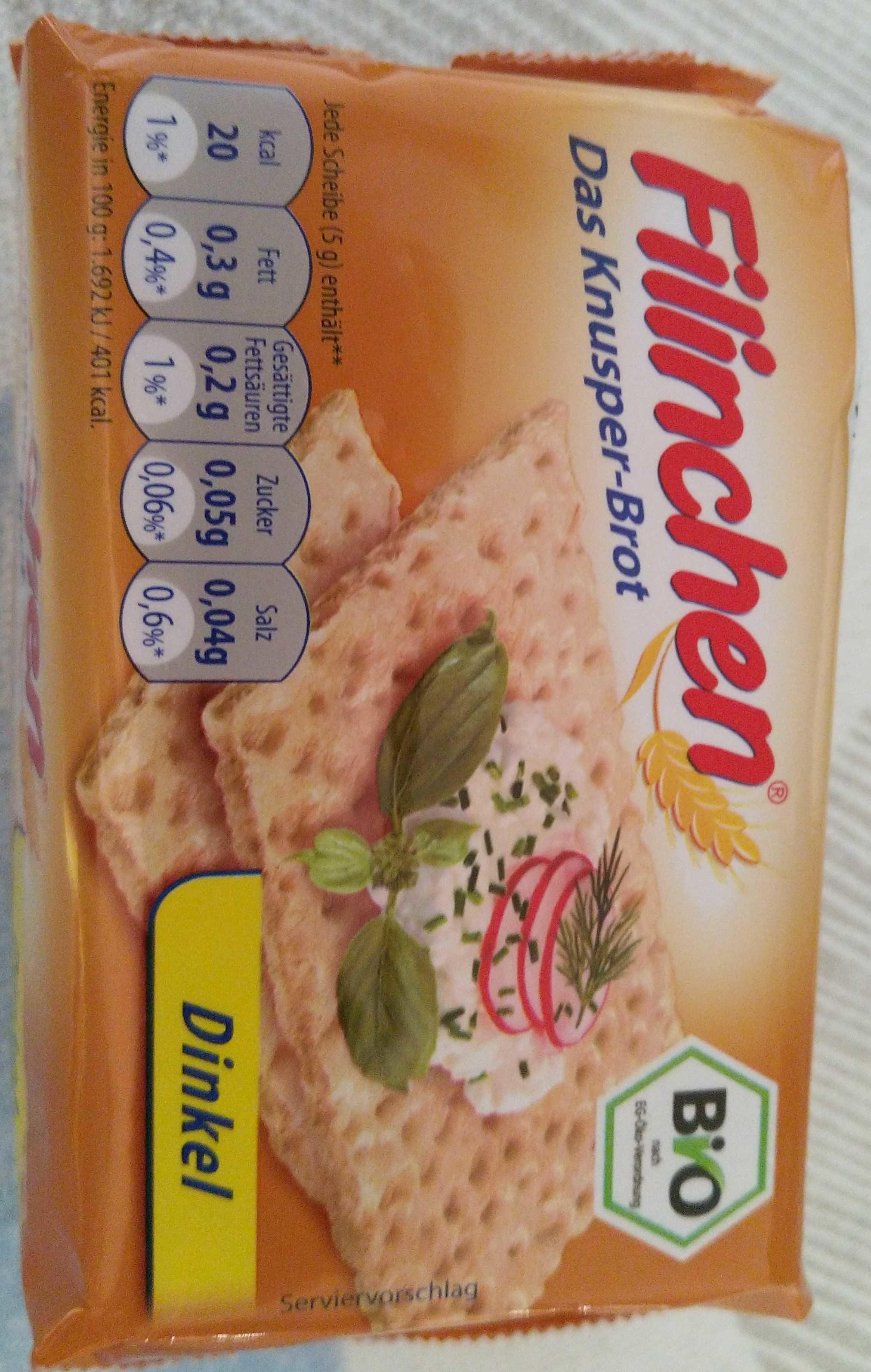 Flinchen Dinkel - Produit