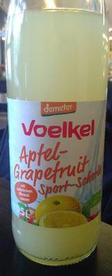 Apfel-Grapefruit Sport-Schorle - Produkt