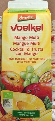 Jus Mango Multi-fruits - Produit