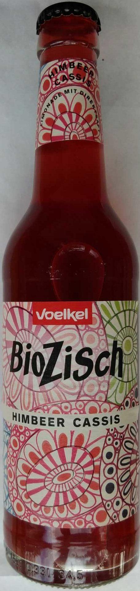 BioZisch Himbeer Cassis - Product - de