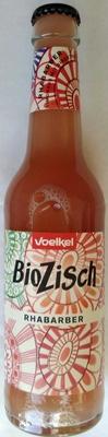 BioZisch Rhabarber - Produkt