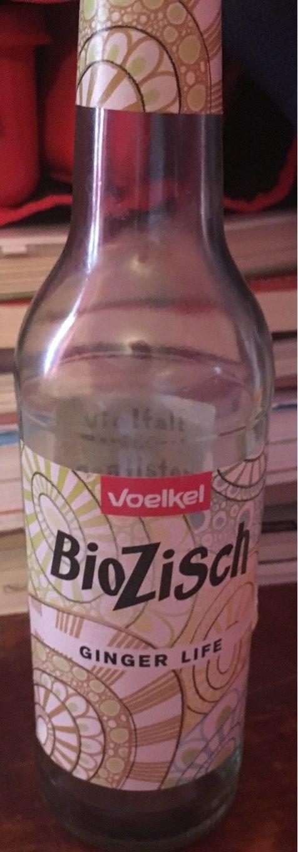 Biozisch Limonade, Ginger Life - Produit - fr