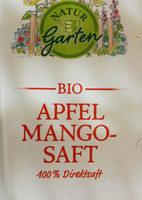 Bio Apfel-Mango-Saft - Product - de