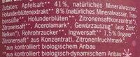 Hygge Punsch - Inhaltsstoffe - de