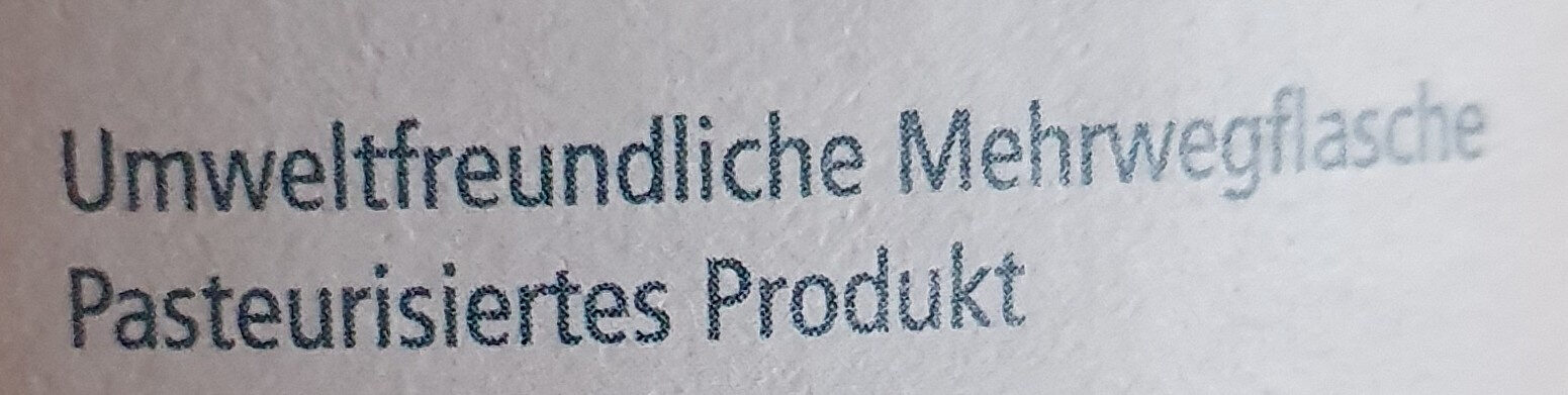 Hafer Drink - Recycling instructions and/or packaging information - de