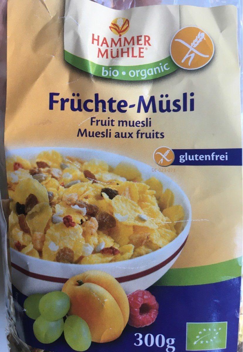 Muesli Aux Fruits - Product - fr