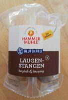 Laugenstangen glutenfrei - Produkt - de