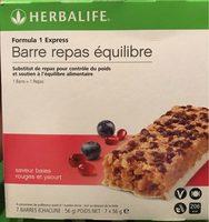 Barre repas équilibre - Producte - fr