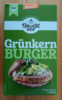 Grünkern Burger - Product