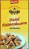 Dinkel Kaiserschmarrn mit Rosinen - Product