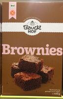 Bauckhof Brownies Extra Schokoladig - Prodotto - fr