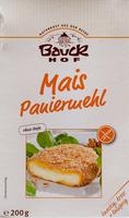 Mais Paniermehl - Product - de