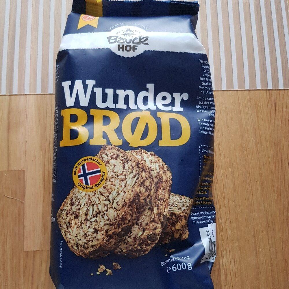 Wunderbrot - Produit - de