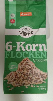 6-Korn Flocken - Product - de