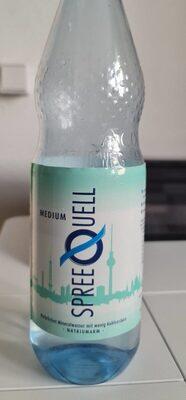 Mineralwasser Medium - Prodotto - de