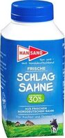 Schlagsahne Frisch - Prodotto - en