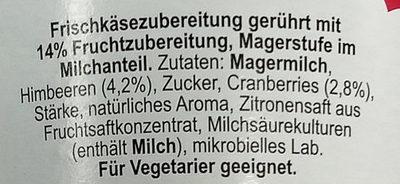 Skyr - Ingrediënten - de