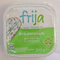 frija Kräuterquark 40% Fett i. Tr. - Produkt - de