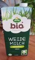 Arla Bio Weidemilch 3,8% Fett - Produkt - de