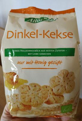 Dinkel-Kekse - Produkt
