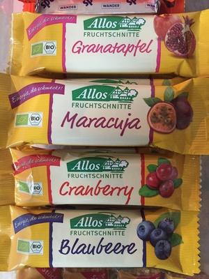Fruchtschnitte - Product - en