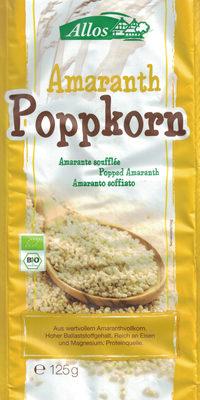 Amaranth Poppkorn - Produkt