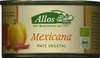 "Paté vegetal ecológico ""Allos"" Mexicana - Product"