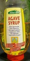 Agave Syrup - Produkt