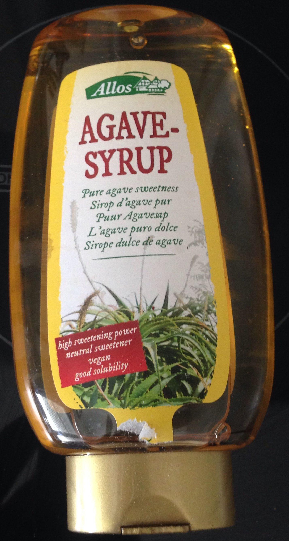 Sirop d'agave pur - Produit - fr