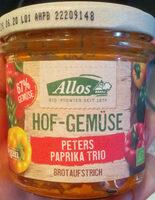 Hof-Gemüse  Peters Paprika Trio - Produkt