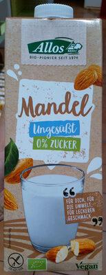 Mandel Drink Ungesüßt - Product