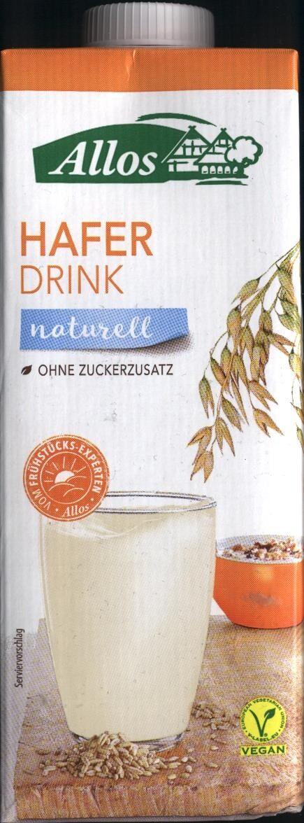 Hafermilch - Produkt - de