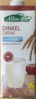 Dinkel Drink Naturell - Product