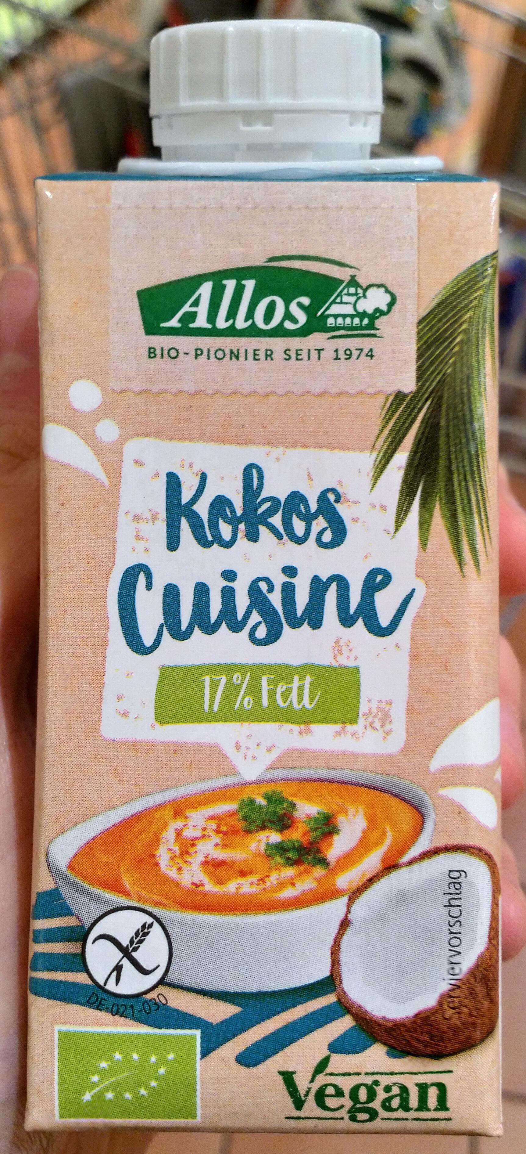 Allos Kokos Cuisine - Produit - fr