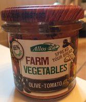 Allos - Hofgemüse Olivers Olive Tomate - 250G - Product - fr