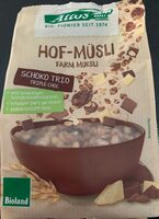Hof-Müsli - Producto - fr