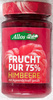 Frucht Pur 75% Himbeere - Produkt